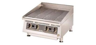 Star® Ultra–Max®  Gas Charbroiler