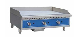 Globe® Manual   Gas Griddle