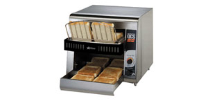 Star® QCS1-350  Conveyor Toaster